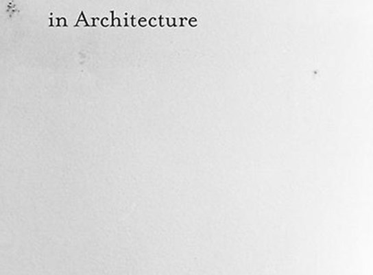 BOEK - Capturing the Sensible. Archive of Memories in Architecture (Lara Mennes)